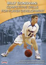 Billy Donovan: Competitive Drills for Player Development