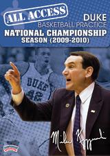 All Access Duke Basketball Practice: National Championship Season (2009-10)
