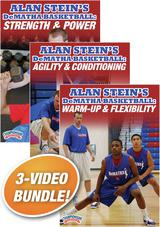 Alan Stein's DeMatha Basketball 3-Pack