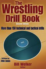 The Wrestling Drill Book - Second Edition
